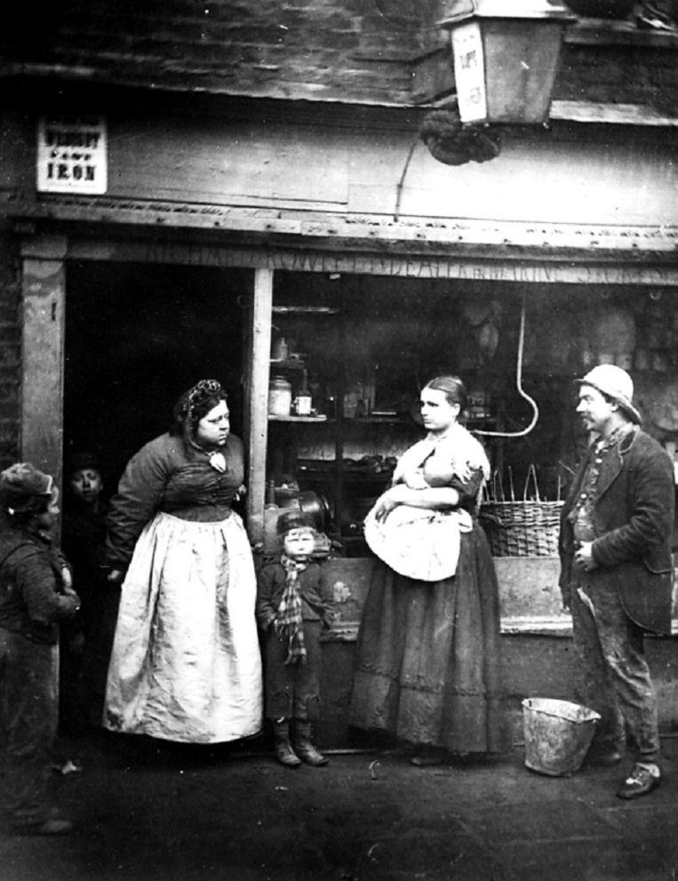 'Jamrachs Menagerie' neemt de lezer mee naar de achterbuurt van het victoriaanse Londen, naar het veelkleurige Londen van nu. © HH Beeld