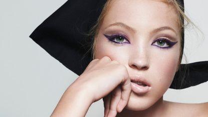 Dochter van Kate Moss (16) maakt haar debuut als model