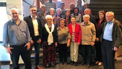 Nieuwe seniorenraad gestart: voorzitter blijft Liliane Slagmulder
