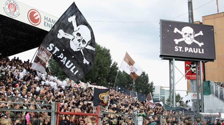 Stadion Sankt-Pauli.