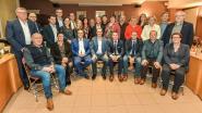 Installatie nieuwe gemeenteraad in Wervik verloopt vlekkeloos