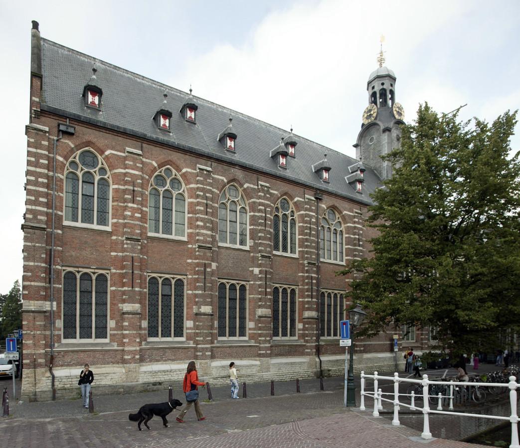 Het Academiegebouw van de Universiteit Leiden
