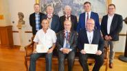 Koning eert Roeselarenaars met titel laureaat en/of eredeken van de Arbeid
