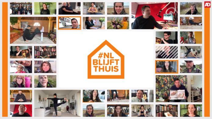 Screenshot #NLblijftThuis