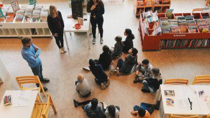 Studenten Odisee laten meer dan 800 kinderen boeken ontdekken
