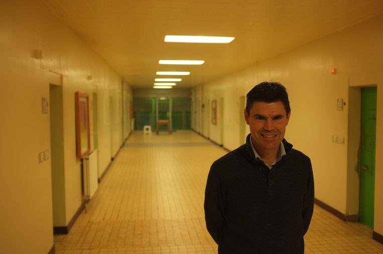 Gevangenisdirecteur Bruno Debode.