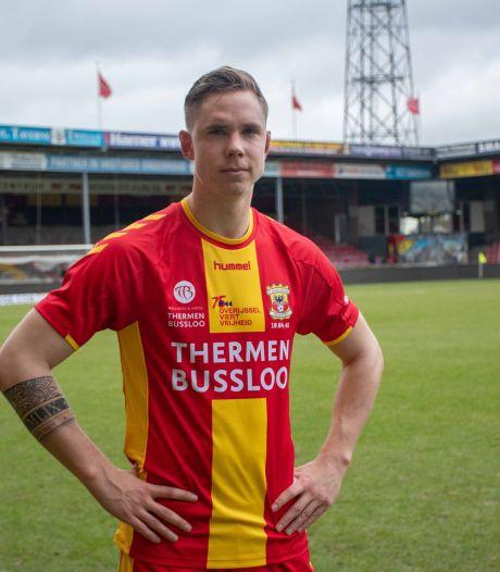 Gewezen GA Eagles-verdediger Van Iperen volgt spoor van Bosz naar Griekenland