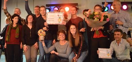 Team De Langwijk wint Lithse Kwis