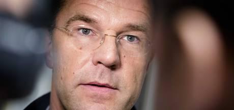 Premier Rutte: Kabinet neemt lekken van corrupte agent zeer serieus