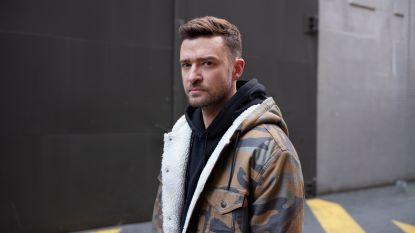 Justin Timberlake ontwerpt mannencollectie voor Levi's