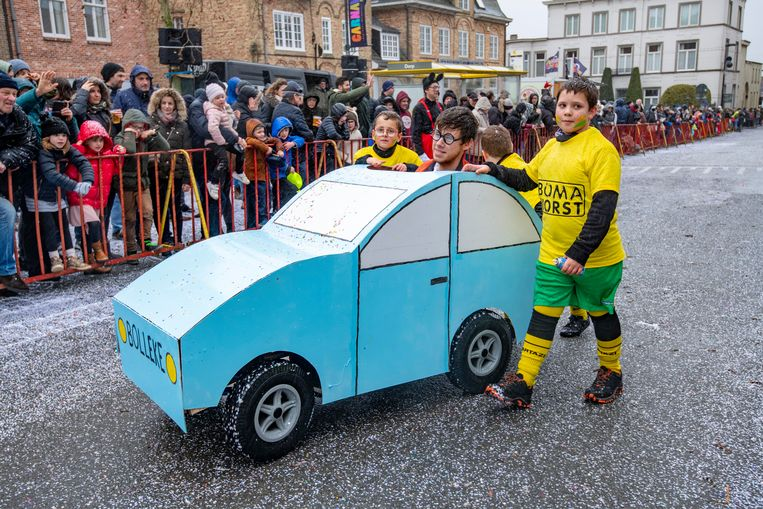 Carnaval Zwevezele