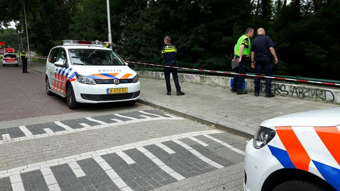 Overleden persoon gevonden in rivier Tongelreep Eindhoven