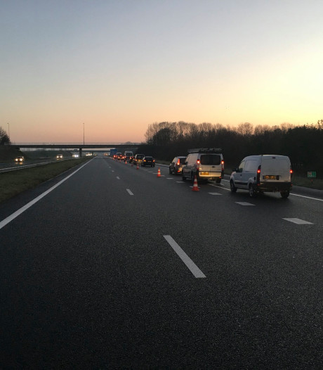 A58 bij Middelburg weer open na ongeval