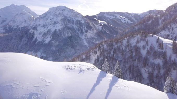 Adembenemende beelden uit Oostenrijk