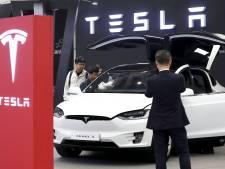 'Tesla gaat minder auto's van de Model S en Model X produceren'