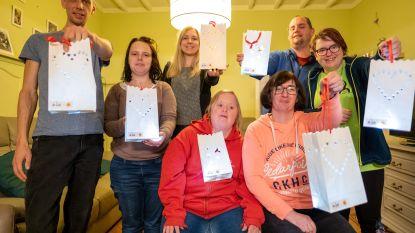 Vzw De Lier organiseert lampionnentocht voor Warmste Week