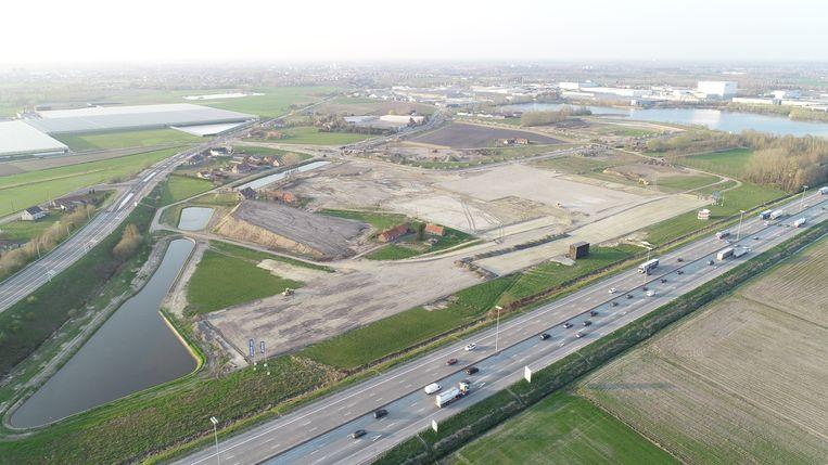 Het terrein van Renson is maar liefst 10 hectare groot, dat zijn ongeveer vijftien voetbalvelden.