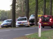 Aanrijding op Oldenzaalsestraat in Lonneker