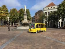 Verbazing over afwijkend centrumbusje in Deventer