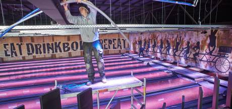Actie boven de Action: nieuwe bowling Uden gaat van start