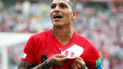 Peru toont zich te sterk voor onmachtig Australië, 'cocaïnespits' is de held met goal en assist