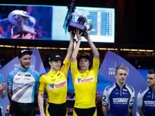 Stroetinga en Havik voor het eerst als duo de sterkste bij zesdaagse Rotterdam