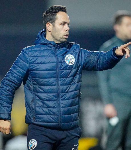 Van der Ven verwacht getergd VVV in bekerduel met FC Den Bosch