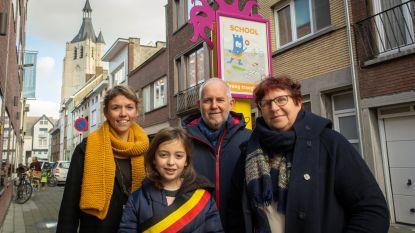 Stad beslist nu definitief: Groenstraat is schoolstraat