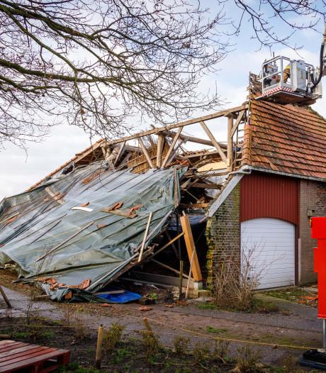Woningschade door de storm? Dit kun je het beste doen