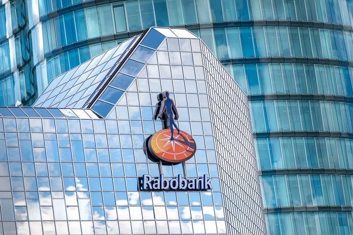 Het hoofdkantoor van Rabobank Nederland in Utrecht.