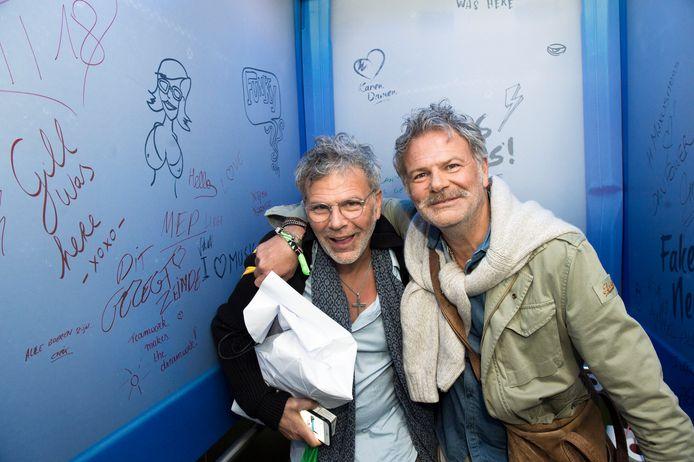 Kristof en Stefan Boxy