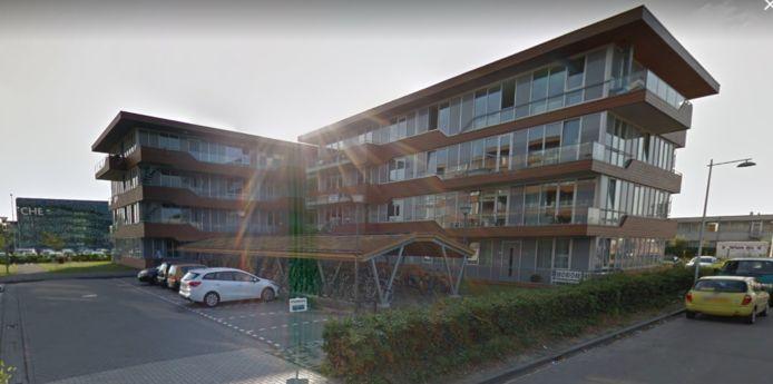 Er wonen al Wageningse studenten aan de Hoefweg in Ede.
