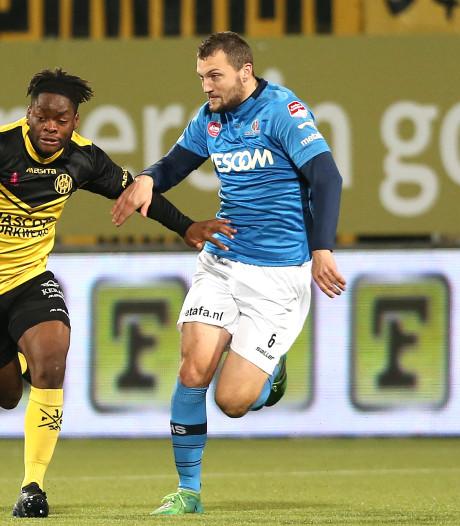 Het houdt niet op, niet vanzelf bij Helmond Sport: 'Nu zit werkelijk alles tegen'