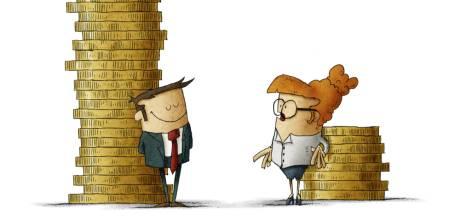 Salariskloof lijkt groter te worden, vrouwen alsnog positiever over arbeidsmarkt