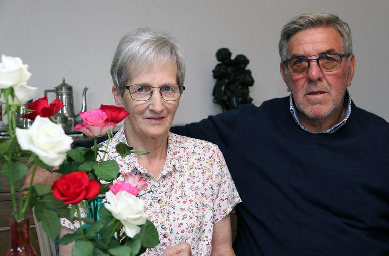 Lea Huysmans en Willy Vanuytsel zijn dit jaar 50 jaar getrouwd.
