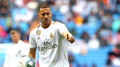MULTILIVE. Eerste basisplaats voor Hazard bij Real Madrid - Hoe doen andere Rode Duivels het in Champions League?