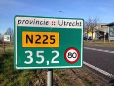 Provincie knapt N225 op, kans op hinder voor verkeer