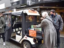 Terneuzen heeft er een handige attractie bij, een gratis city shuttle