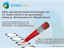 In Altena zijn de stemmentellers 21 maart snel klaar