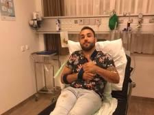 Fiets van Jeroen werd gejat terwijl hij in het ziekenhuis lag, maar hij heeft 'm weer terug