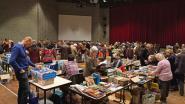 Boekenbeurs in De Borre