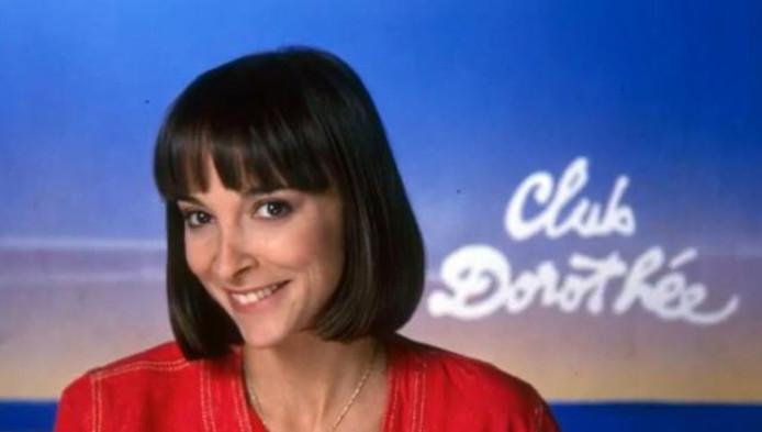 """Ariane était l'une des figures emblématiques du """"Club Dorothée""""."""
