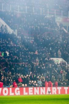 Lennart Thy uitgeroepen tot 'man of the match' bij PSV-VVV
