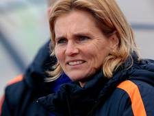 Knappe zege Oranje Leeuwinnen op Zweden