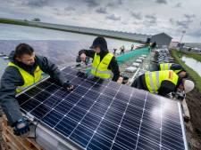 'Aanleg gigantisch drijvend zonnepark Ressen gunnen aan lokale partij'