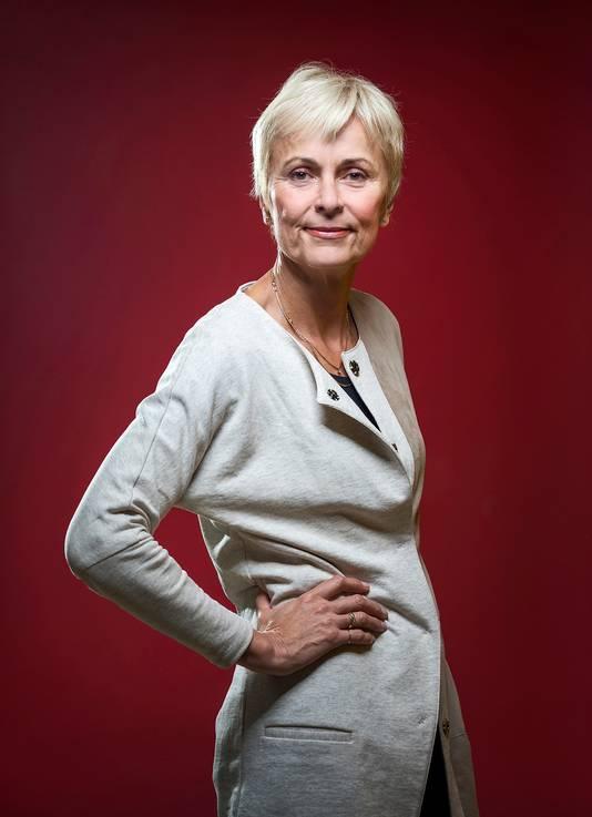 Christine Mummery. Foto: Olivier Middendorp