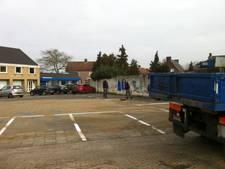 Mill krijgt tijdelijk tien extra parkeerplekken