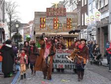 Nieuwe route voor carnavalsoptocht in Grave