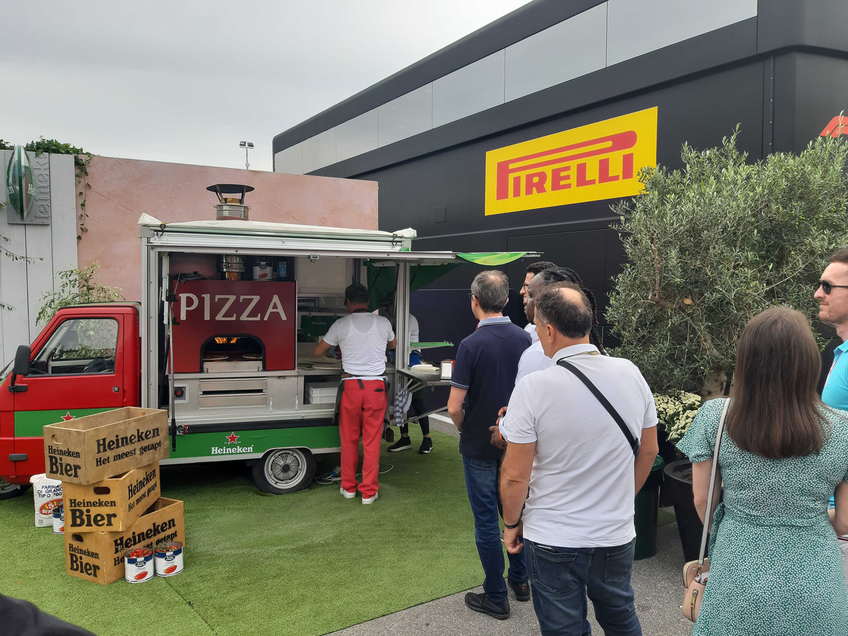Het pizzabusje