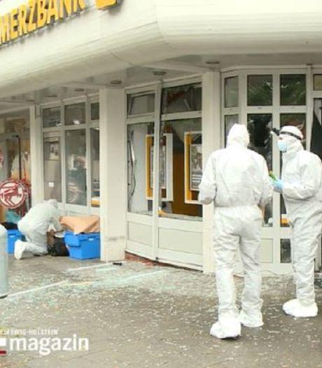 Nederlandse plofkrakers vast na wilde achtervolging en kamikazeactie op Duitse snelweg